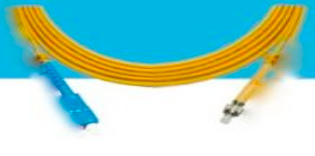 LINK, UF-6582, SC-FC Single Mode, 9/125 um., Simplex Patch Cord, 2 M.