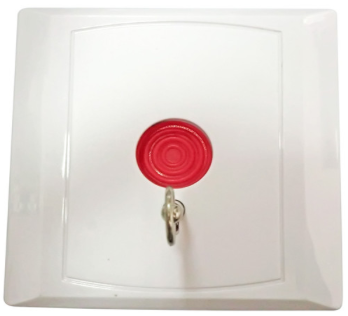 Emergency Button with Key, EB02