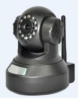 IP Camera, Indoor, P2P, HD 720P, Pan/Tilt,  NIP-20-OZX (12)