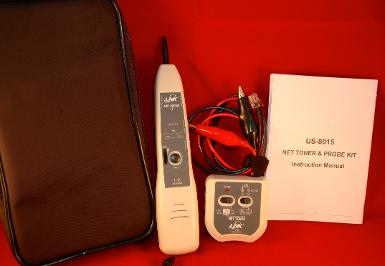 Link, US-8015, Net Toner & Probe Kit (1)