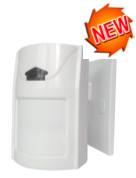 PIR Detector, Wired Wide Angle, P-526