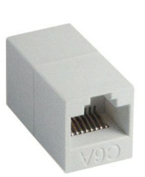 CAT6A In-Line Coupler