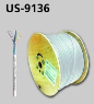 US-9136, CAT6 F/UTP ULTRA, Screen Twisted Pair, With Cross Filler, 23 AWG