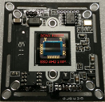 IP PCB 1080P/ 2 MP. HI3516C+IMX322