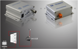 1CH Active Video Balun Receiver